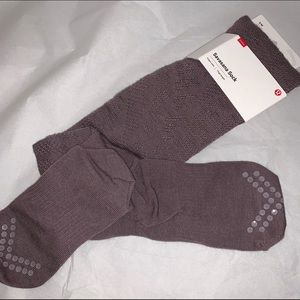 New Lululemon Savasana  Socks S/M Yoga